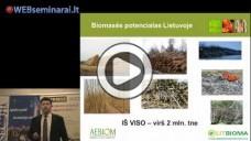 biomasė