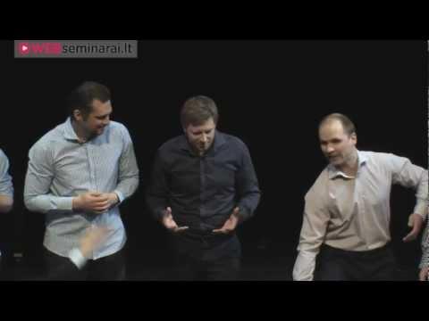 """Teatro """"Kitas Kampas"""" pasaulinės transliacijos įrašas"""