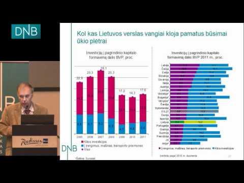 Ekonominės kryžkelės metai Lietuvoje ir pasaulyje