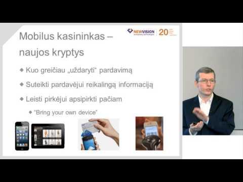 mobilių technologijų revoliucija