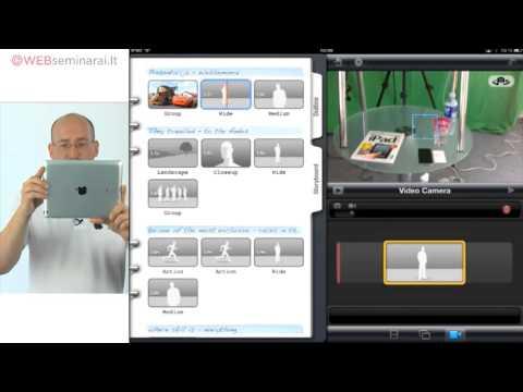 Misija įmanoma: iPad