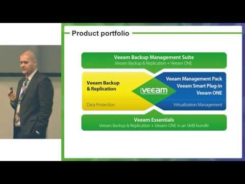 Veeam Software – Realize the promise of virtualization [EN]