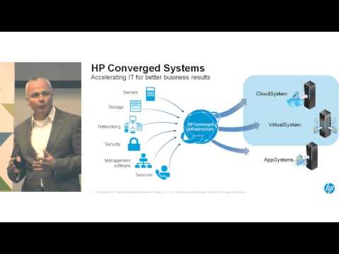 HP and VMware Optimized for the Cloud [EN]