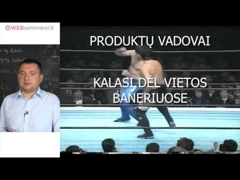 Įvadas į E-komercijos marketingą
