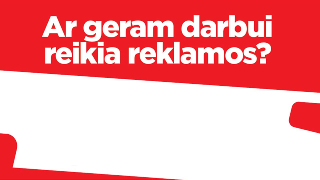 "AUKOK.LT KONFERENCIJA 2013 – ""Ar geram darbui reikia reklamos?"""