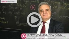 """RIMVYDAS JASINAVIČIUS – """"Kaip išvengti 3-jų brangiausiai kainuojančių finansinių klaidų?"""""""