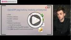 OpenERP verslo valdymo sistema