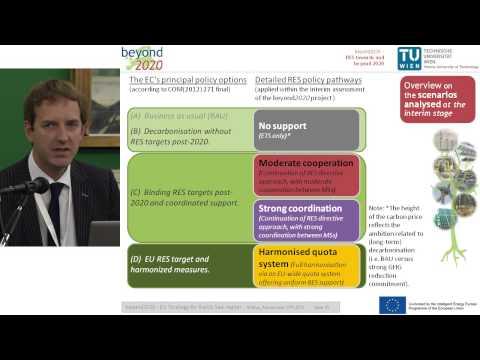 Renewable energy in EU – Required action to meet the target for 2020 [EN]
