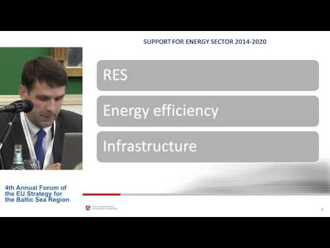 Support for RES and Efficiency [EN]