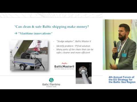 Cooperation as a tool for safer, cleaner and more cost efficient shipping [EN]