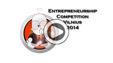 Entrepreneurship Competition Vilnius 2014