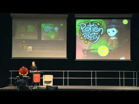 Startup Weekend Lithuania 2013 – Potion Party