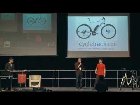Startup Weekend Lithuania 2013 – Cycle Track