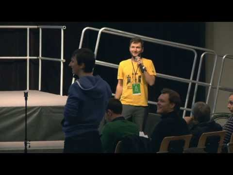 Startup Weekend Lithuania 2013 – Brave Mage