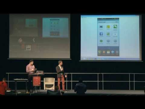 Startup Weekend Lithuania 2013 – Awesome App