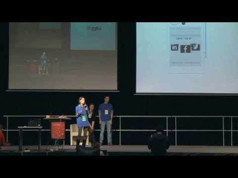 Startup Weekend Lithuania 2013 – City Zoid