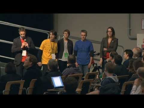 Startup Weekend Lithuania 2013 – Solid Education