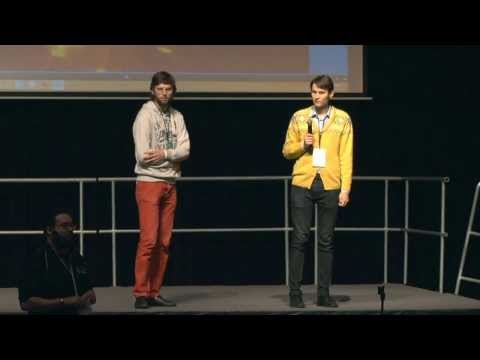 Startup Weekend Lithuania 2013 – I Can See