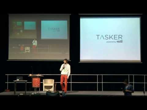 Startup Weekend Lithuania 2013 – Tasker Challenge