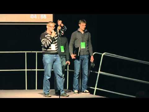 Startup Weekend Lithuania 2013 – Smart Data