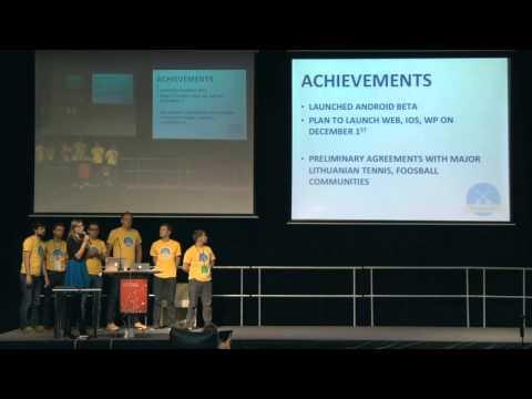 Startup Weekend Lithuania 2013 – Challenge Me