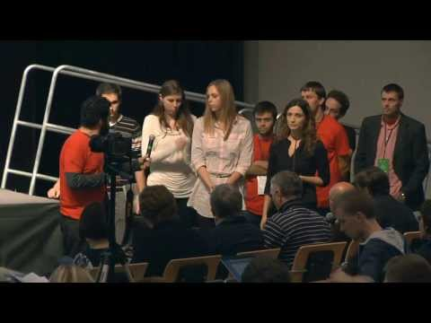 Startup Weekend Lithuania 2013 – I Can't Wait
