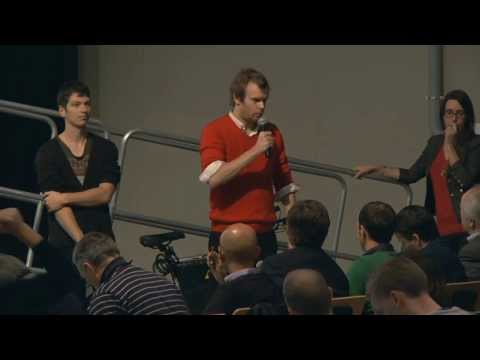 Startup Weekend Lithuania 2013 – TextLearn