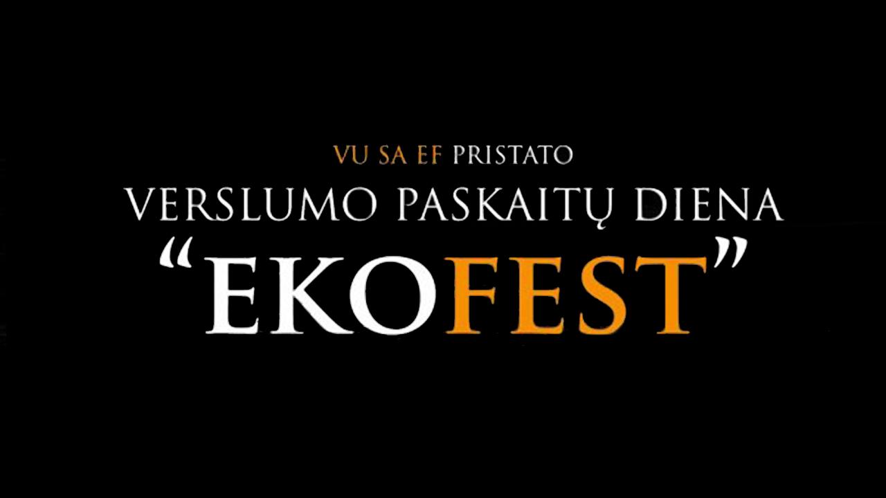 EKOFEST 2013