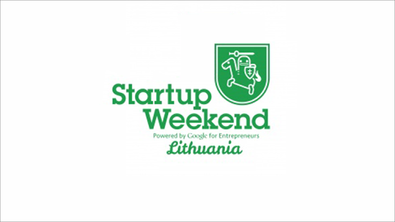 Startup Weekend Lithuania 2013