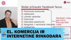 Facebook Lietuvos el. verslams – ko tikėtis, ką daryti?