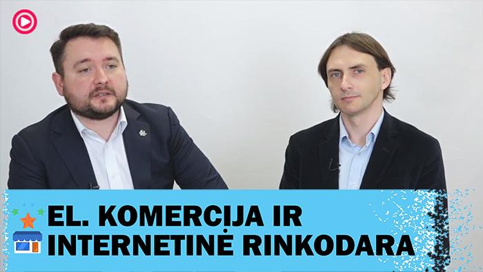 Situacijos Lietuvos el. komercijos rinkoje apžvalga