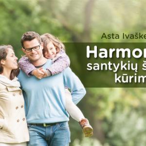 harmoningi santykiai