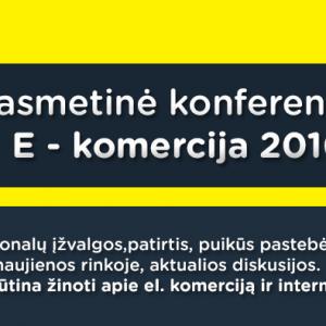 E-komercija'16