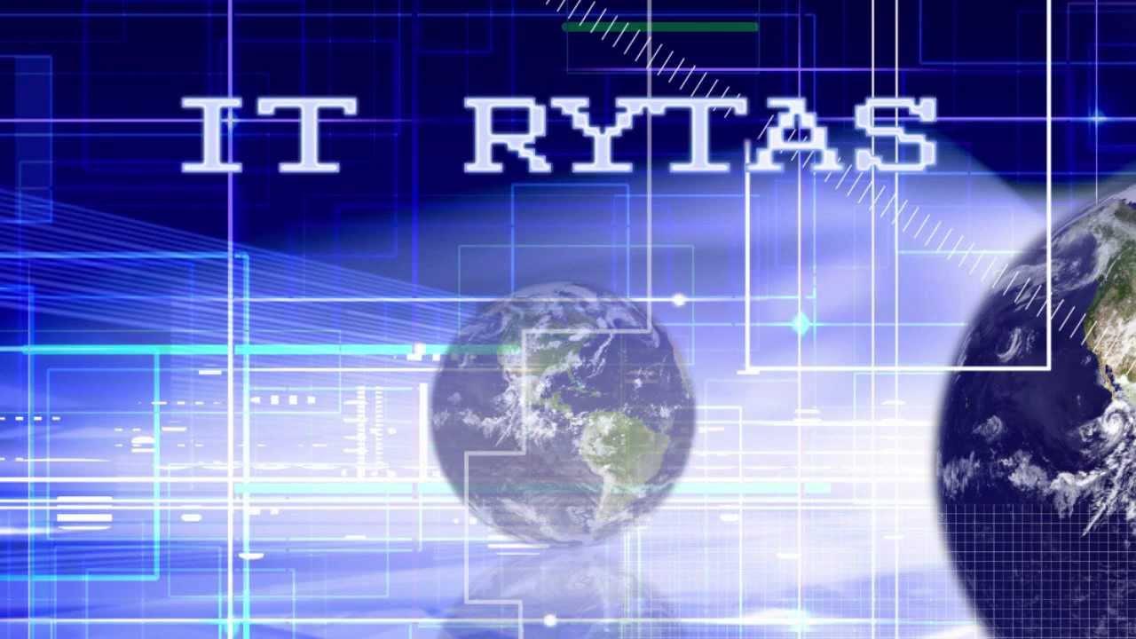 Seminarų ciklas IT RYTAS
