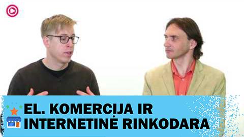 Interneto rinkodaros darbų perdavimas Lietuvos specialistams