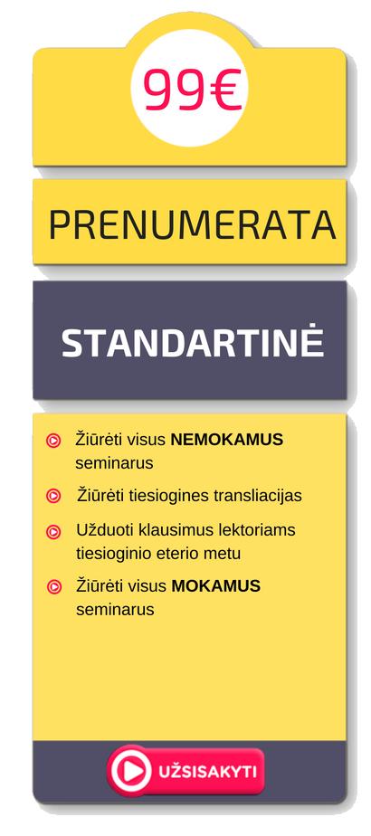 STANDARTINĖ