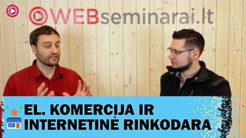 Internetinių konferencijų organizavimas