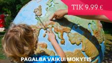 Pagalba vaikui mokytis (9,99 Eur)