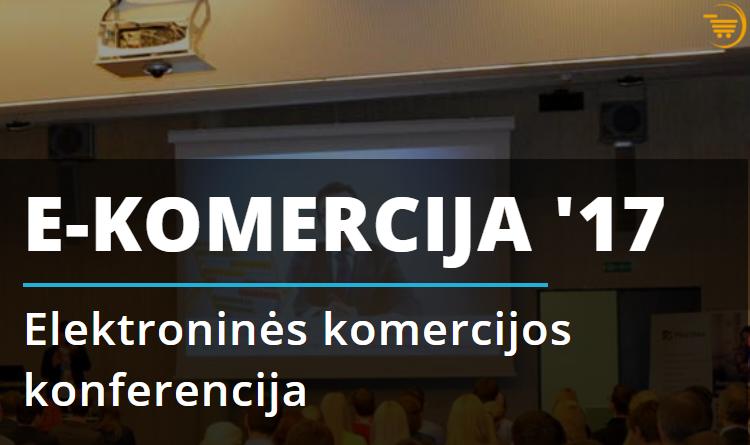 E-KOMERCIJA '17