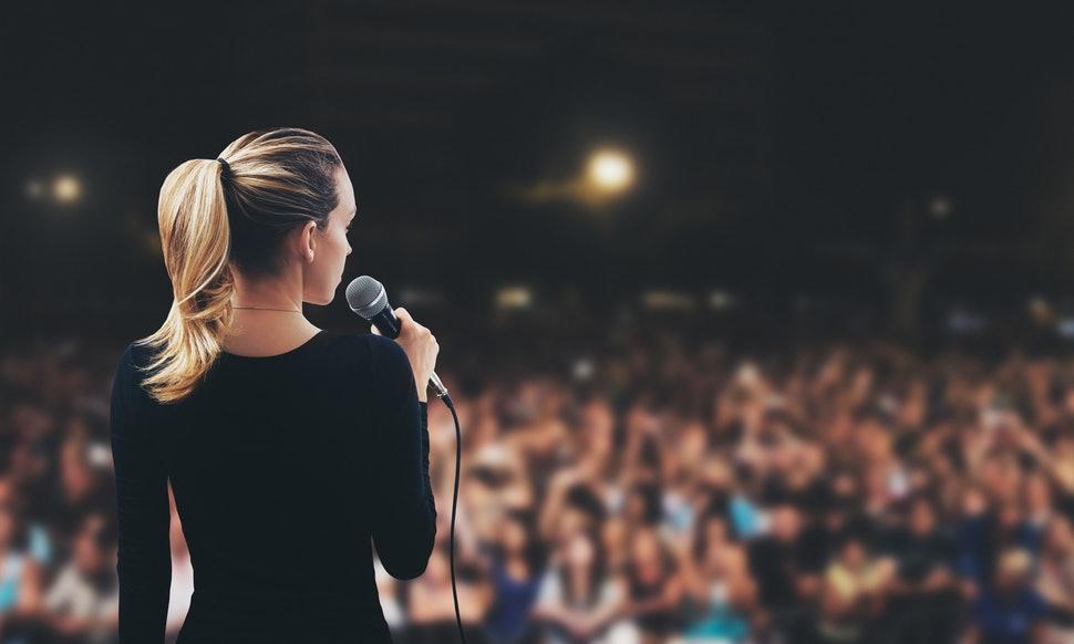 Viešasis kalbėjimas – mikroseminaras